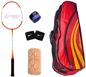 Li-Ning XP-709 Badminton Racquet Combo Badminton Kit