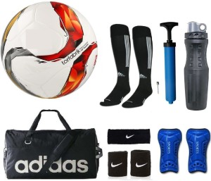 Retail World Torfabrik Football (Size-5) Combo Football Kit