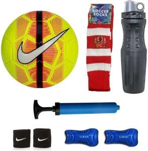 Retail World Yellow Football Kit