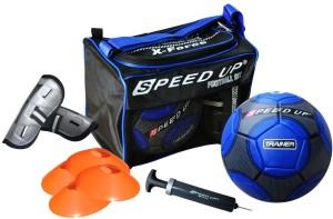Speed Up Luxury 5pcs Training Combo Football Kit