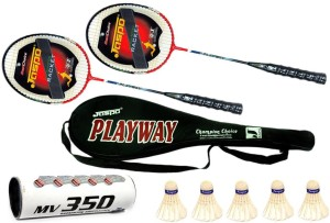 Jaspo PLAYWAY Badminton Kit