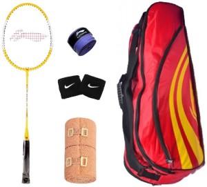 Li-Ning XP-710 Badminton Racquet Combo Badminton Kit