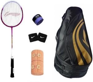 Li-Ning XP-708 Badminton Racquet Combo Badminton Kit