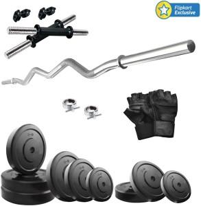 KRX 15KG COMBO 4-WB Gym & Fitness Kit