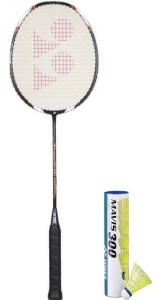 Yonex Voltric 100 Taufik & Mavis 300 Badminton Kit