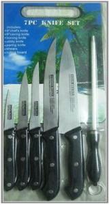 Hunter Steel Knife Set