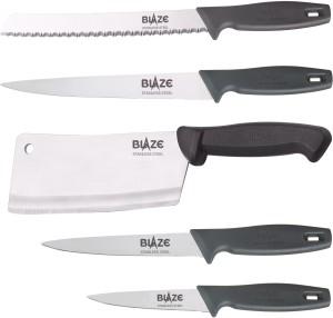Blaze Premium Master Chef 5 Pieces Stainless Steel Knife Set