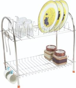 Amol GT SS kitchen Rack Stainless Steel Kitchen Rack
