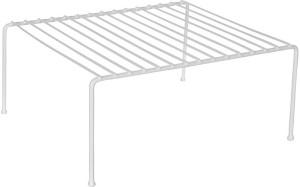 Howards Plastic Coated Medium Shelf Helper Steel Kitchen Rack