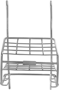 Lifetime Wire Products Rich Make Stainless Steel Kitchen Rack