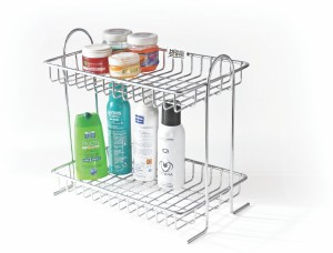 Home Care Stainless Steel Kitchen Rack