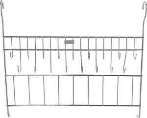 Lifetime Wire Products Rich Construction Stainless Steel Kitchen Rack