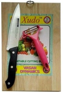 Xudo Vegetable Cutter Multicolor Kitchen Tool Set Vegetable Chopping