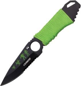 Z-Hunter Zombie Neck Knife Knife, Diver's Knife, Combat Knife, Neck Knife, Survival Knife, Fixed Blade Knife, Blade, Boot Knife, Campers Knife