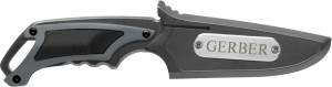 Gerber Basic - Drop Point, Sheath, Serrated Fixed Blade Fixed Blade Knife