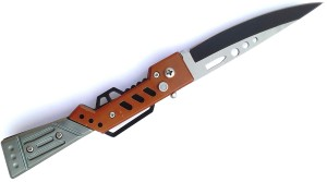 Rudham FOLDABLE CAMPING HIKING SURVIVAL TOOL CAMPER A89 Pocket Knife