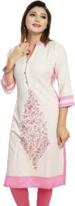 Meher Impex Casual Embroidered Women's Kurti