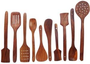 Seema Crafts Wooden Ladle