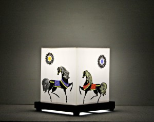 9 Gifts Horses Minicherf Table Lamps Lamp Shade