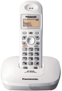 f41b3b959 Panasonic KX TG3611SXS Cordless Landline Phone Silver Best Price in ...
