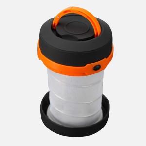 Kawachi Black Plastic Lantern