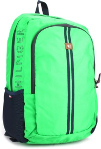 ad4bfb544 Tommy Hilfiger 17 inch Laptop Backpack Green Best Price in India ...