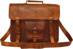 Craft World 15.6 inch Laptop Messenger Bag