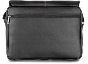 1813a33958f1 The Clownfish 14 inch Laptop Messenger Bag Black Best Price in India ...