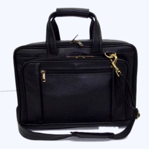 PE 17 17 x 11 Expandable Laptop Tote Bag