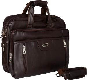 Easies 17 inch Expandable Laptop Messenger Bag
