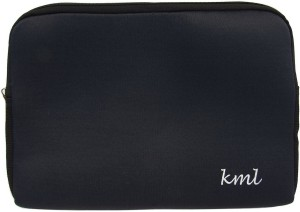 Kmltail 11 inch Expandable Sleeve/Slip Case Black