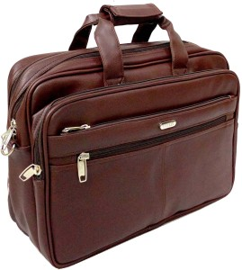 Ays 16 inch Expandable Laptop Messenger Bag