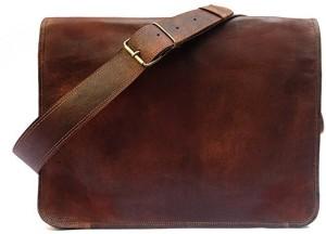 Pranjals House 15 inch Laptop Messenger Bag