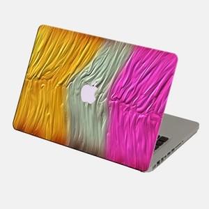 Theskinmantra Colour Cream Macbook 3m Bubble Free Vinyl Laptop Decal 13.3