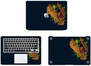 Swagsutra owl bird Vinyl Laptop Decal 11