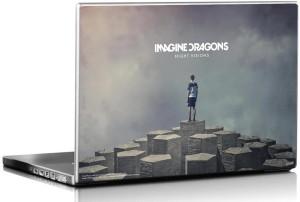 Bravado Imagine Dragons Night Vision Vinyl Laptop Decal 15.6