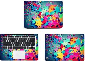 Swagsutra Dream Stars Vinyl Laptop Decal 11
