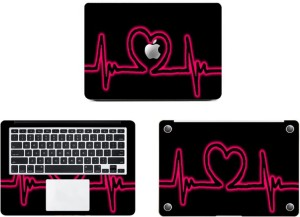 Swagsutra Beats of Heart Skin Vinyl Laptop Decal 11
