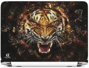 44f30e76f FineArts Tiger Broken Glass Vinyl Laptop Decal 15 6 Best Price in India    FineArts Tiger Broken Glass Vinyl Laptop Decal 15 6 Compare Price List From  ...