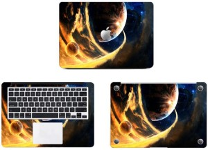 Swagsutra Planets Vinyl Laptop Decal 11