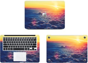 Swagsutra Above the Sky Vinyl Laptop Decal 11