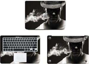 Swagsutra Smoky Vinyl Laptop Decal 11
