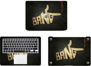 Swagsutra Chitty Bang Vinyl Laptop Decal 11
