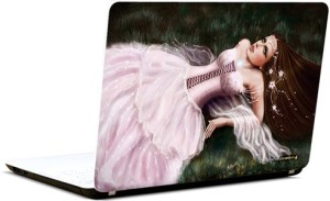 Pics and You Fantasy Girl 11 3M/Avery Vinyl Laptop Decal 15.6