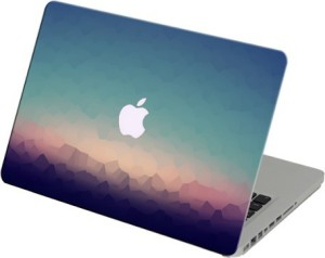Theskinmantra Vector Sunset Macbook3m Bubble Free Vinyl Laptop Decal 11