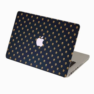 Theskinmantra Polka Dots Redifined Macbook 3m Bubble Free Vinyl Laptop Decal 13.3