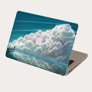 Theskinmantra A Lonely Planet Macbook 3m Bubble Free Vinyl Laptop Decal 13.3