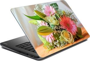 meSleep Flower LS-50-131 Vinyl Laptop Decal 15.6