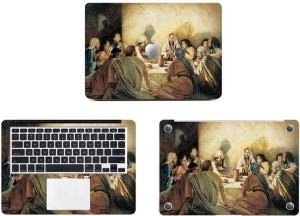 Swagsutra The last supper Vinyl Laptop Decal 11