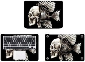 Swagsutra Skullfish Vinyl Laptop Decal 11